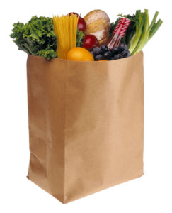 grocery shopping --- Image by © Royalty-Free/Corbis